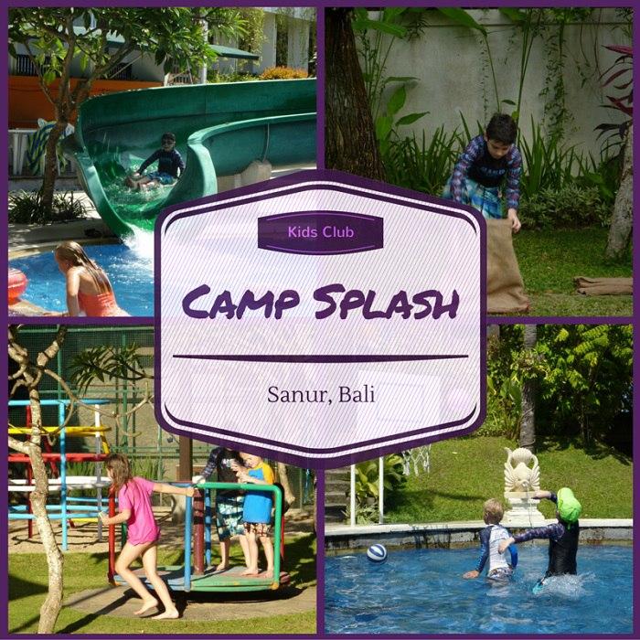 Camp Splash Sanur Bali Toddlers On Tour