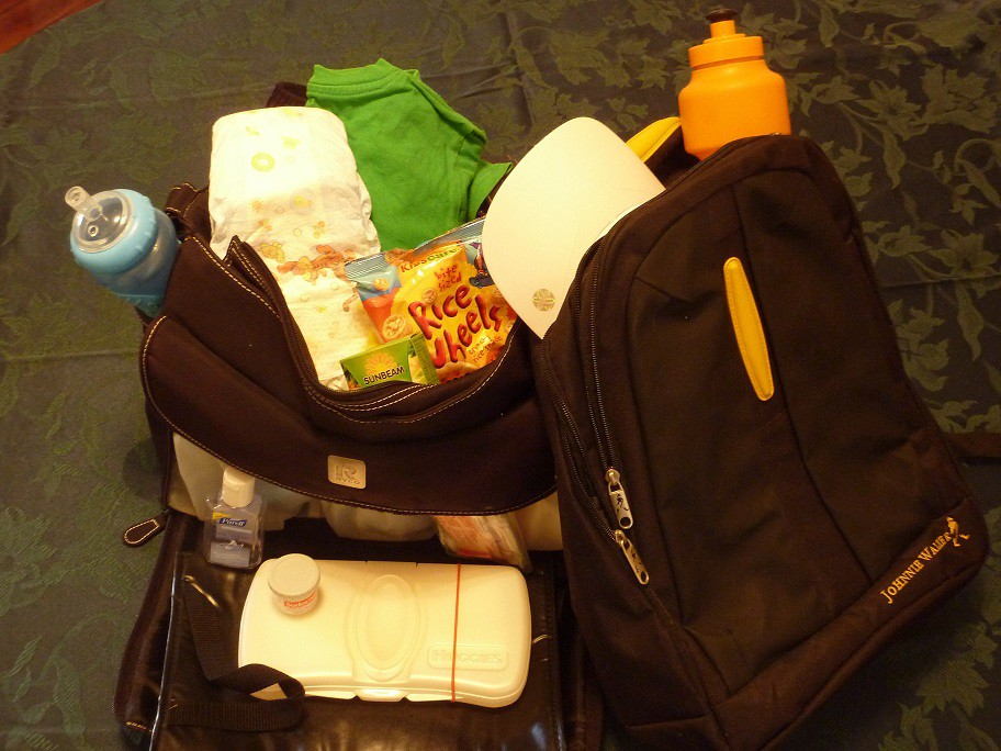 Packing For Day Trips With Kids Toddlers On Tour