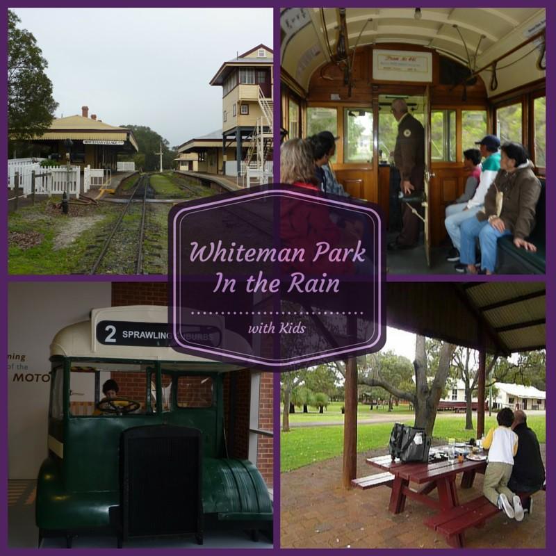 Whiteman Park On A Rainy Day Toddlers On Tour