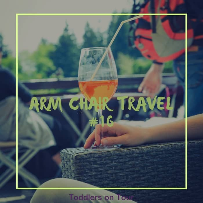 Arm Chair Travel 16 Toddlers On Tour